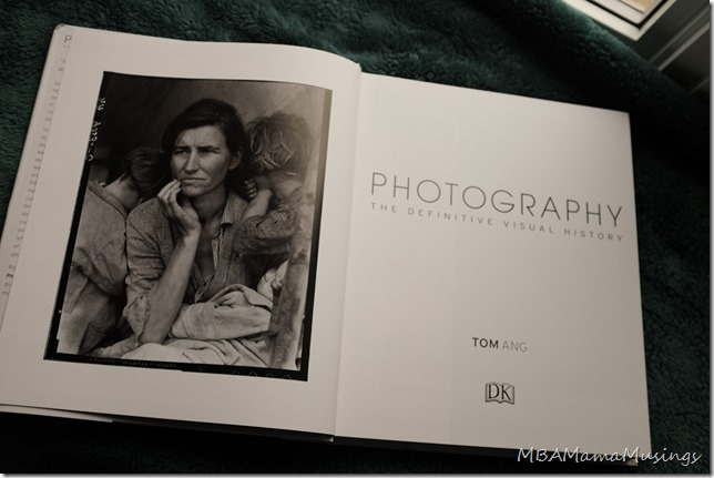 Photography Book Inside Front Cover