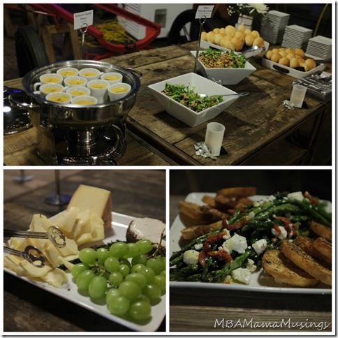 NAIAS Food Collage