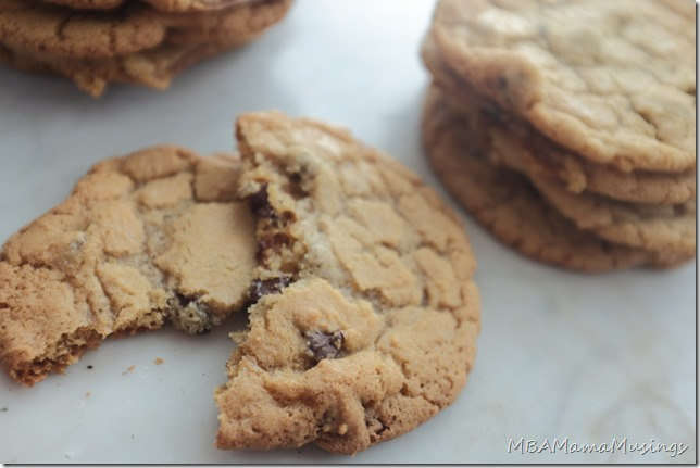 Spicy Maple Bacon Chocolate Chip Cookies
