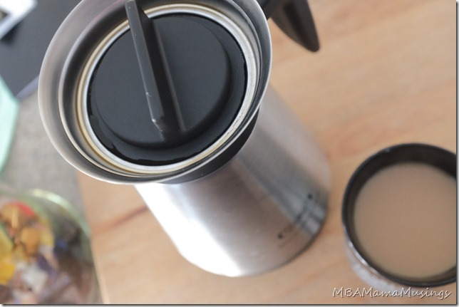 Sealing Lid for Thermal Carafe Technivorm Moccamaster