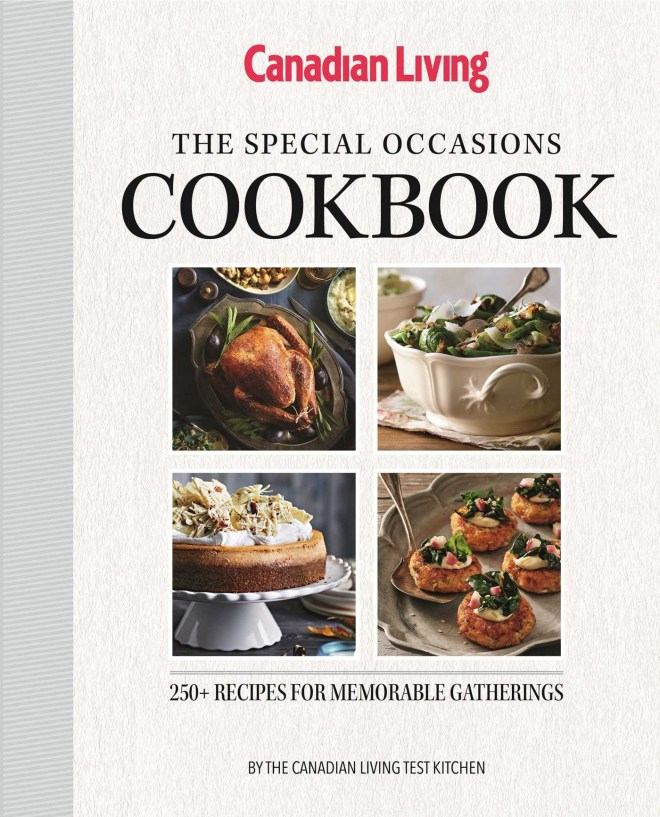 Canadian Living Special Occasions Cookbook