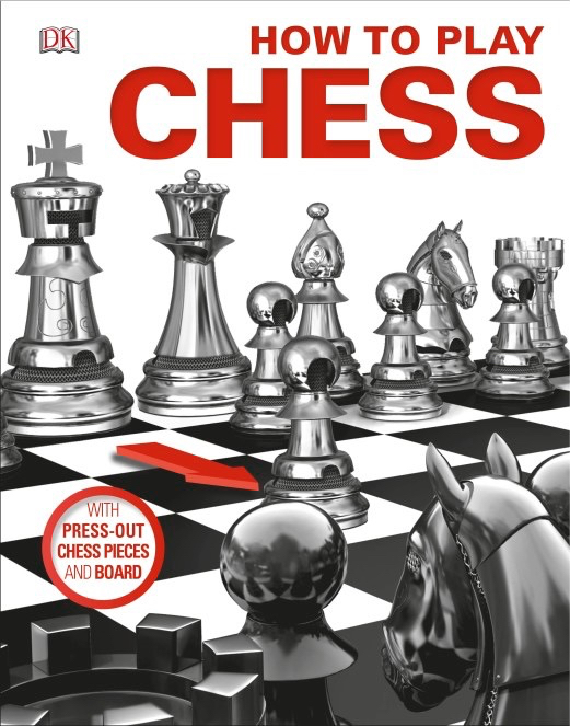 How to Play Chess Press Out Chessboard