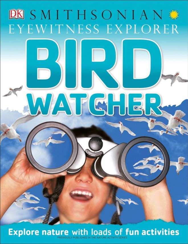 Smithsonian Bird Watcher Book Earth DAy 2017
