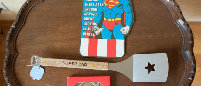 Superman Gifts for Dad