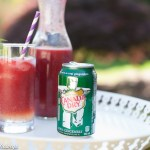 Earl of Berry Fizz Mocktail