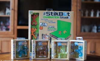 #StikBot Zanimation Studio Review Canada