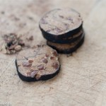 Sliced Espresso Thins Cookies IceBox Cookie