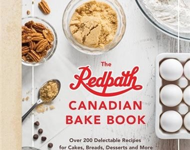 Redpath Canadian Bake Book
