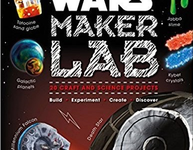 Star Wars Maker Lab Kids Crafts