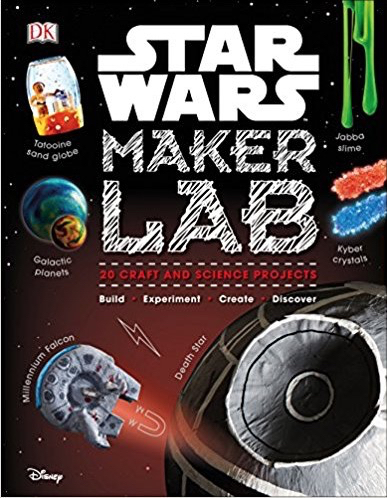 Star Wars Maker Lab Star Wars Crafts