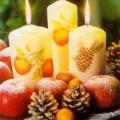 Как сделать свечи своими руками и подсвечники