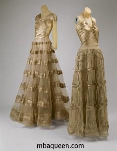 Мадлен Вионне придумала крой платья по косой