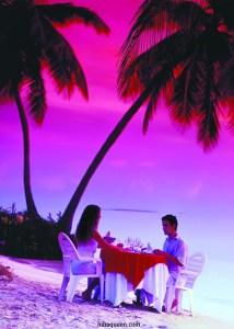 Романтический отдых поможет зарядиться позитивом