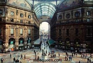 Модный Милан с нетерпением ждет гостей