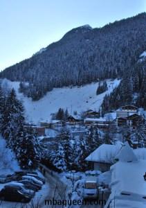 Гастайнерталь - горнолыжный курорт с термальными источниками