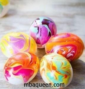 Как сделать пасхальное яйцо своими руками ярким и красивым