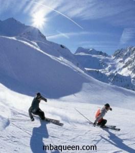 Самые лучшие горнолыжные курорты Европы