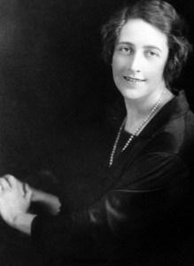 Писательница Агата Кристи - королева детектива