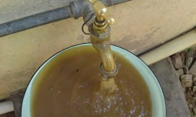 Harare water