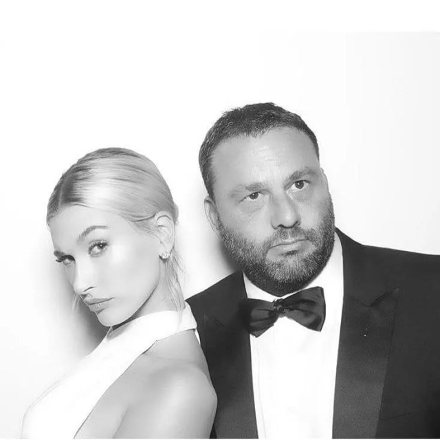Hailey Bieber's Wedding Reception
