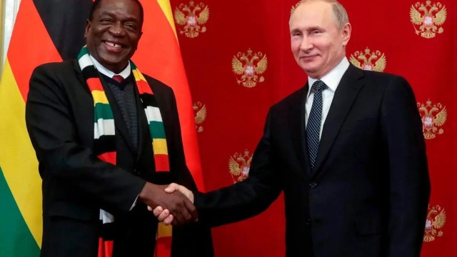Russia-Africa Summit