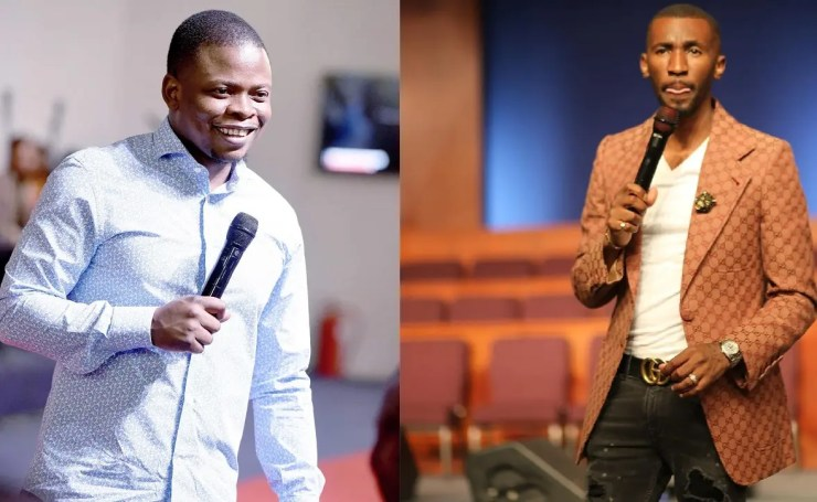 Prophet Bushiri and Passion Java