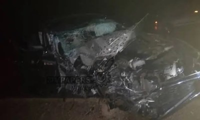 Henrietta-Rushwaya car accident