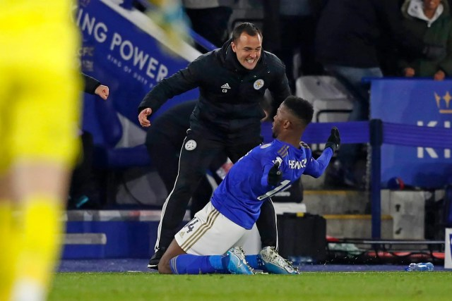 Leicester City 2 - 1 Everton