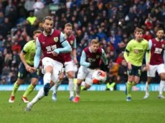 Burnley 3 - 0 Bournemouth