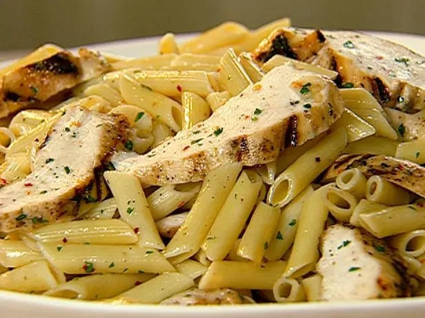 Healthy chicken pasta - Recipe