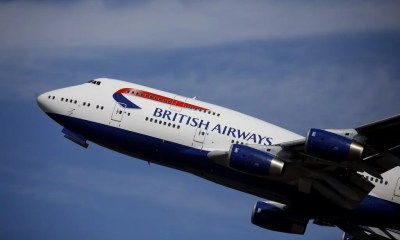 British Airways-owner