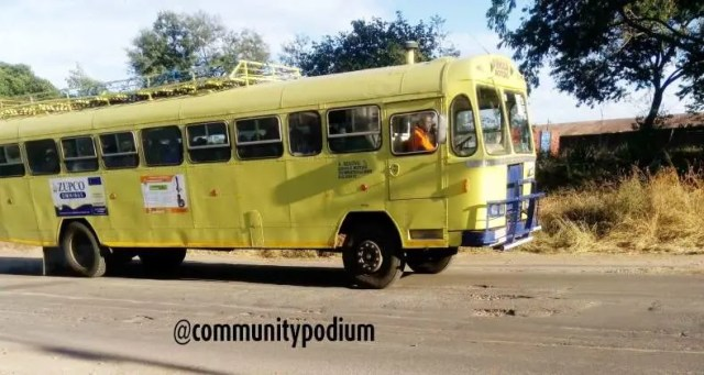 Zupco Ugly Bus