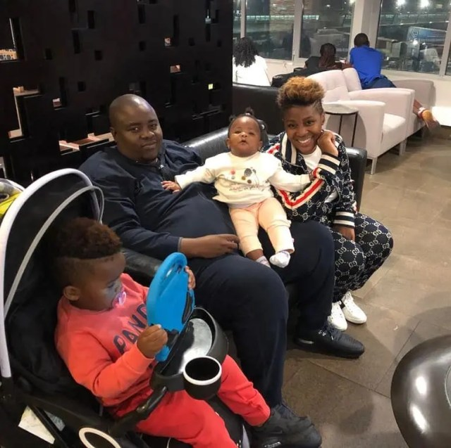 Chivayo and family