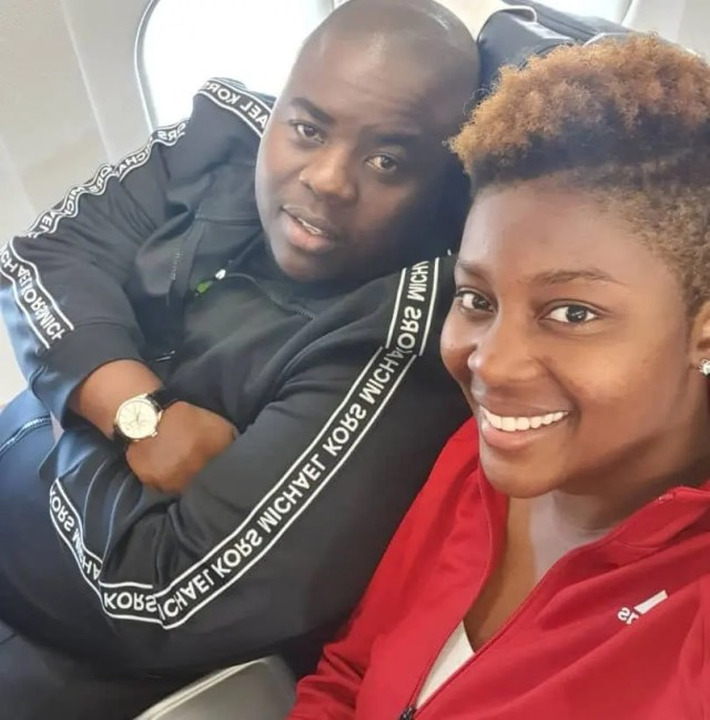 Chivayo and wife