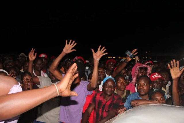 MDC A Supporters
