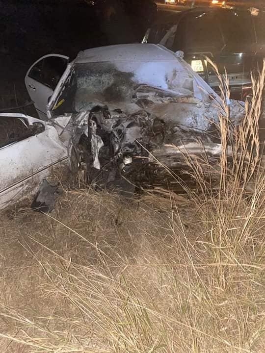 Apostle Chiwenga accident