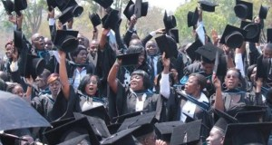 Zimbabwe Open University Students