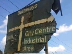 Bulawayo Sign Post