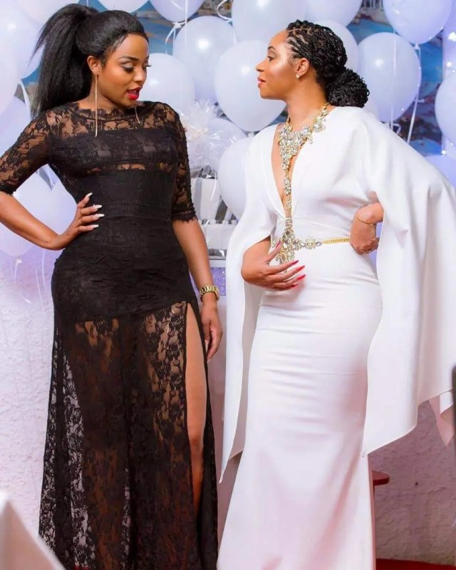 Jacke and Pokello