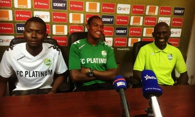 Mapeza and FC Platinum