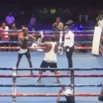 Ray Vines Chasi fight