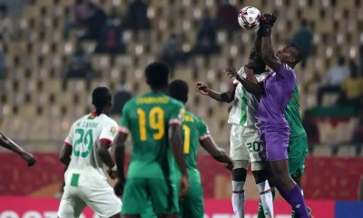 Warriors vs Burkina faso