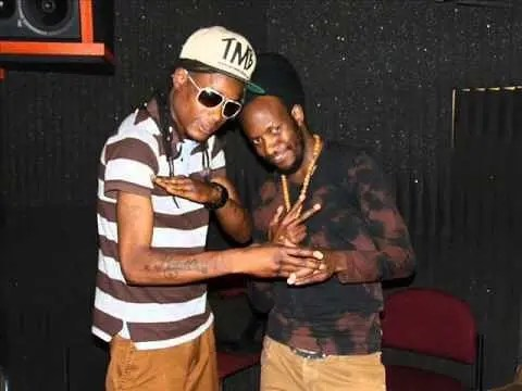 Winky D and Soul Jah Love