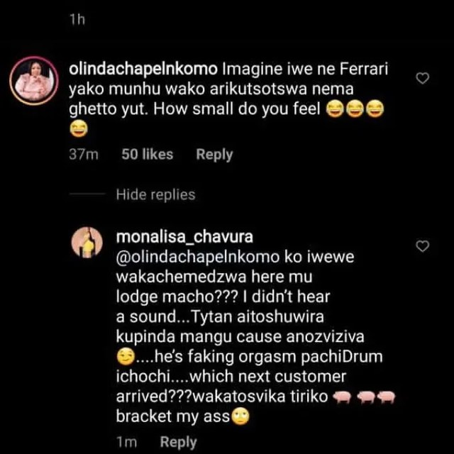 IG Comments
