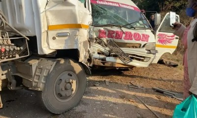 Accident Chitungwiza
