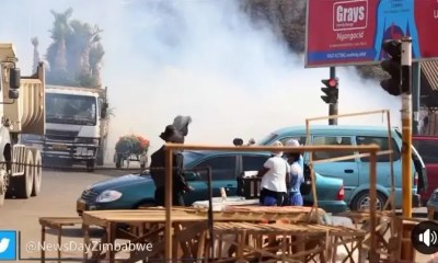 Teargas Mbare