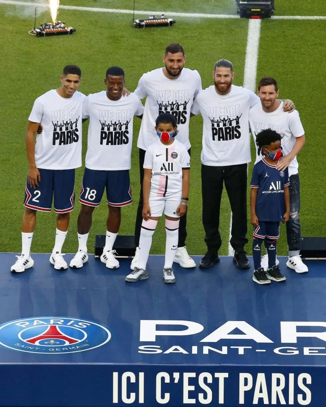 PSG New signings