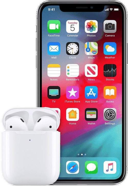 Connect And Use Airpods
