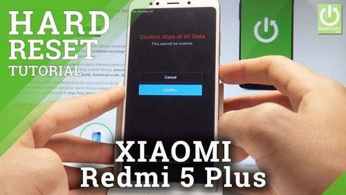 Forgot Password On Xiaomi Redmi 5