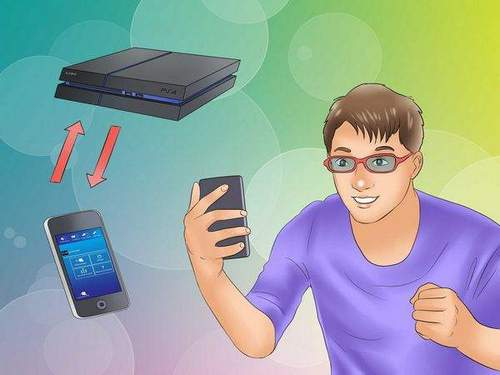 How to Connect a Phone to Playstation 4